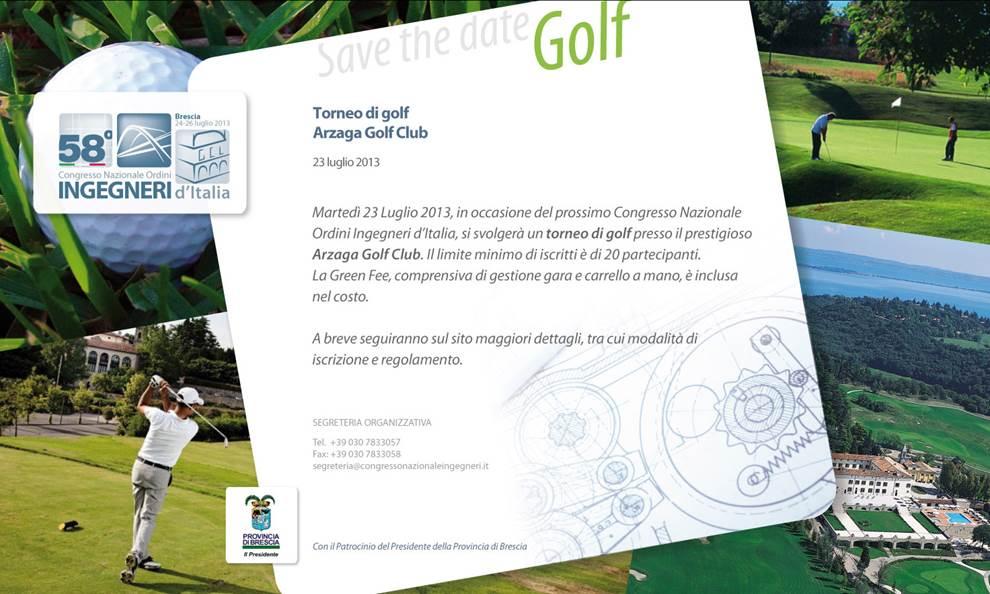 Torneo Nazionale Golf