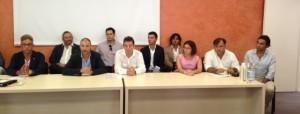 Il Consiglio nella conferenza stampa del 1 settembre 2017