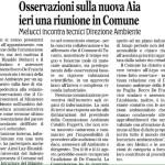 Gazzetta del Mezzogiorno 26 agosto 2017