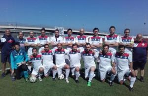 La nostra squadra di calcio impegnata nel torneo nazionale Cni 2018